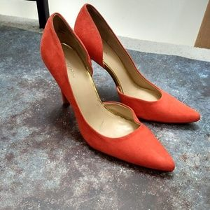 Like new! Merona Size 9 Coral Pumps Heels